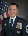A photo of the Command Chief Master Sgt. Rakauckas